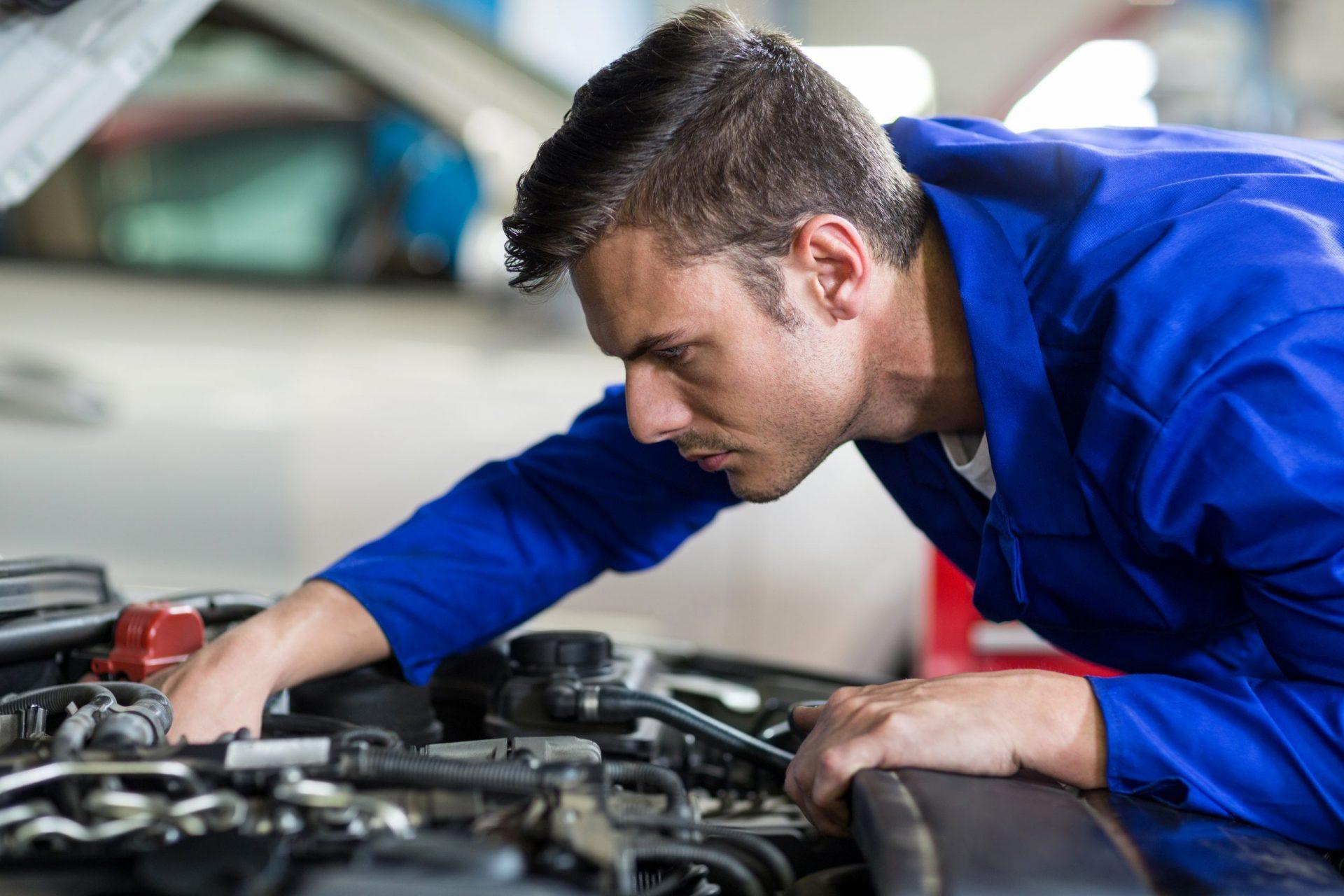 Mecánica y Electromecánica del Automóvil