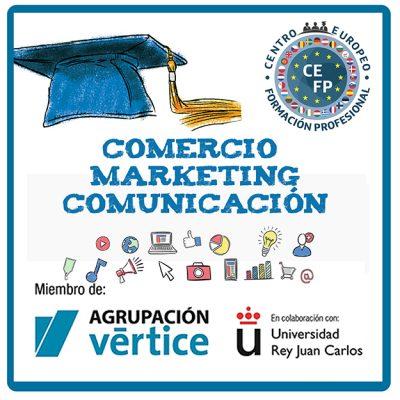 Comercio, Marketing, Comunicación