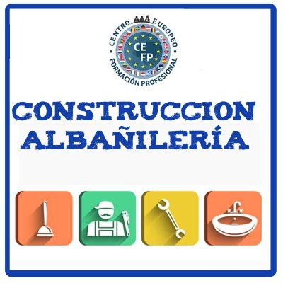 SECTOR CONSTRUCCIÓN Y ALBAÑILERÍA