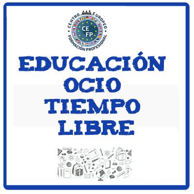 SECTOR EDUCACIÓN, OCIO Y TIEMPO LIBRE