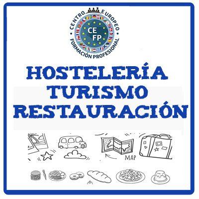 SECTOR HOSTELERÍA Y TURISMO Y RESTAURACIÓN